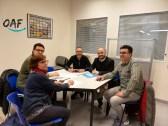 Andreu Garcia- Òdena a Fons-CCOO
