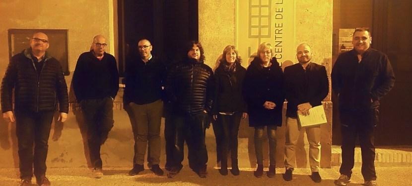 Òdena a Fons Avancem ens reunim amb la junta del Centre cultural de l'Espelt
