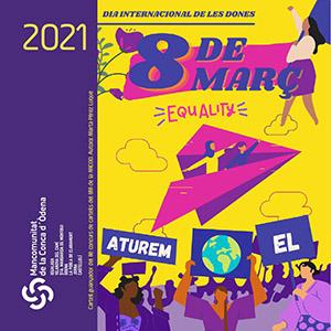 Programa 8 de Març, dia Internacional de les dones