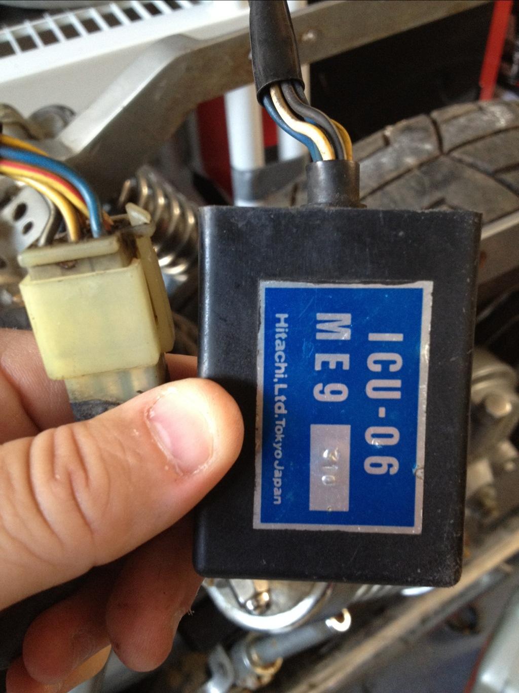 Honda Vt700 Wiring Diagram Manual Of 1985 Shadow 1984 Vt700c Brain Transplant Oden Motor Shop Rh Odenmotorshop Com