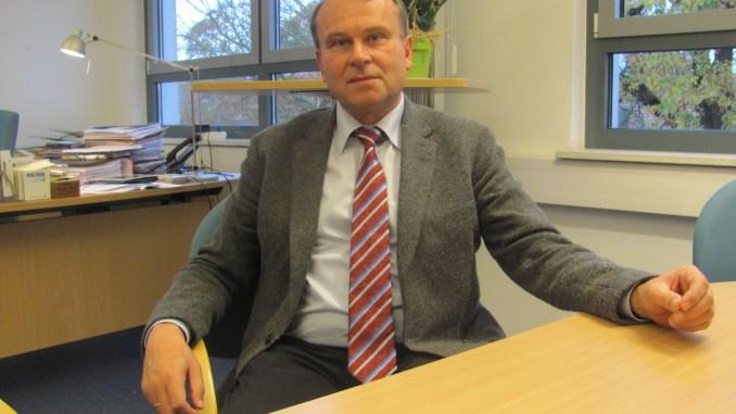 Rolf Lindemann Landrat