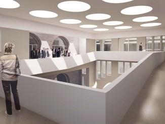 Sanierung Rathaus Frankfurt Oder
