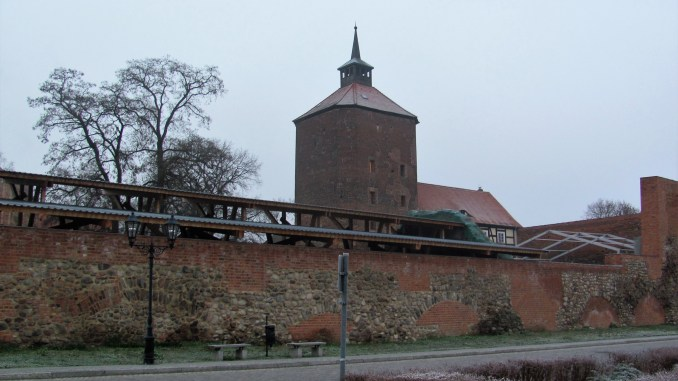 Burgschreiberin in Beeskow