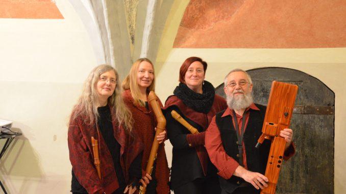 Blockflöten Quartett Beeskow