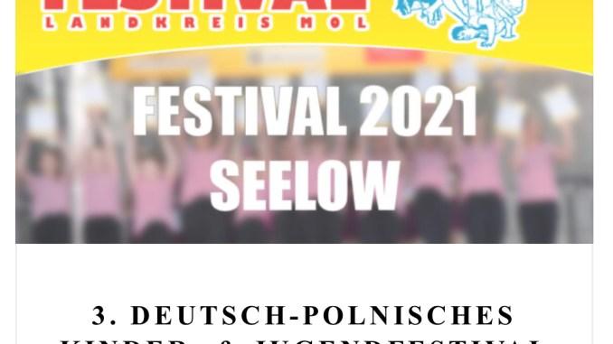 3. Deutsch-Polnisches Kinder- & Jugendfestival in Seelow