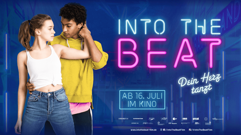 Into the Beat - Filmplakat