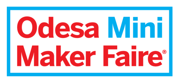 Odesa MIni Maker Faire logo
