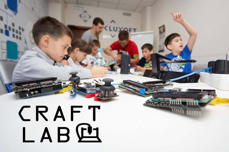 Craft Lab – одеська лабораторія 3D-друку та робототеxніки