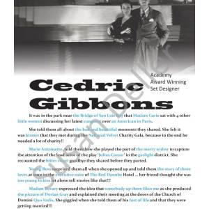 Cedric Gibbons