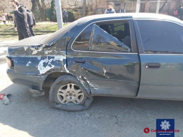 Подробности ДТП на Люстдорфской дороге: пострадала пассажирка легковушки