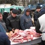 В Одессе прошла ярмарка сельхозпродукции