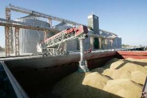 В Одессе заложили зерновой терминал