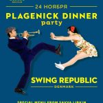 PLAGENICK DINNER PARTY @ TAVERNETTA