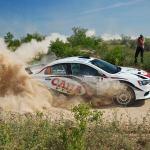 Виталий Пушкарь на ралли «Чумацкий Шлях»: «Мы проехали гонку в оптимальном темпе!»