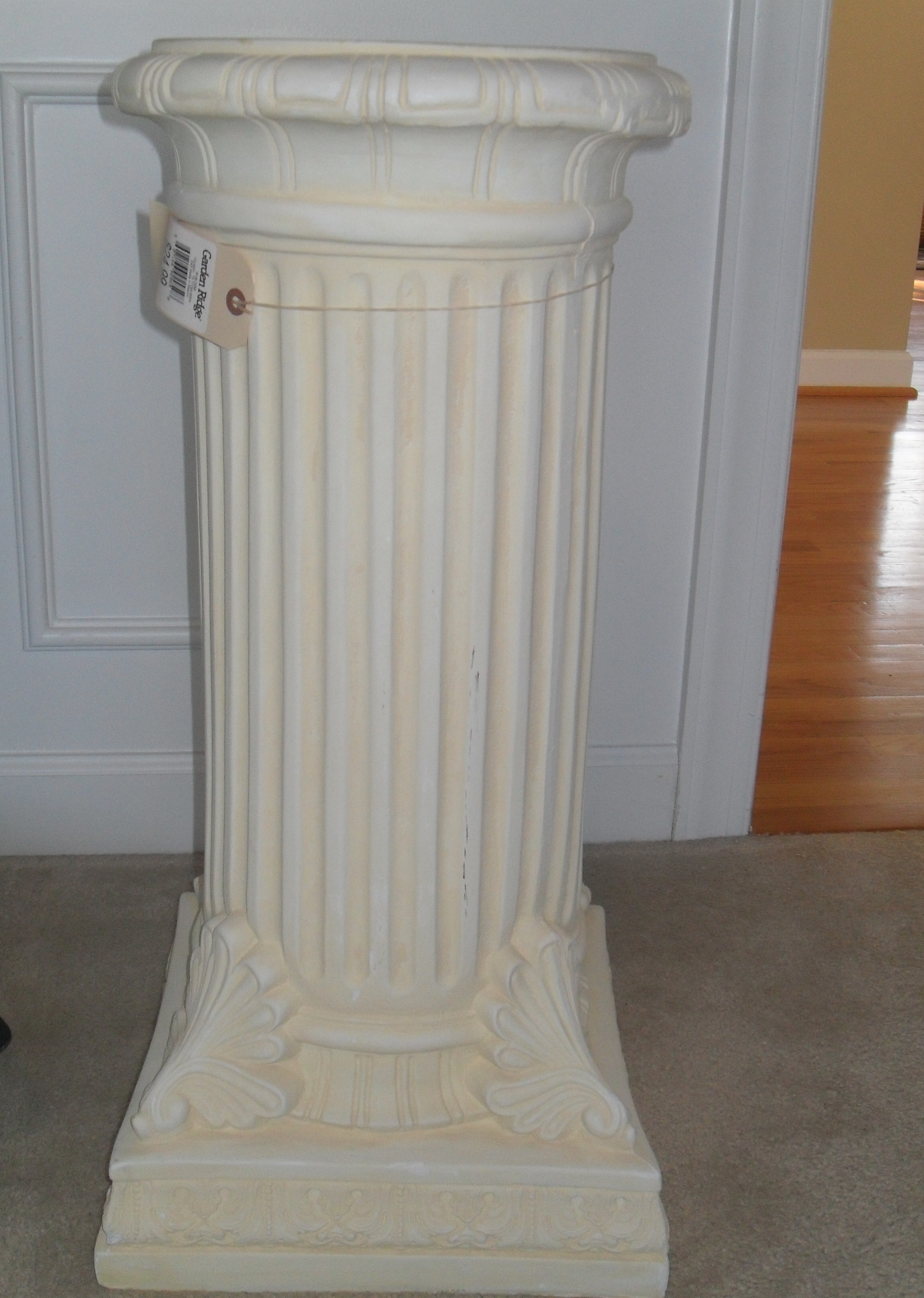 Diy Pedestal Table