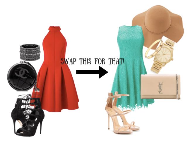 swap fashion style