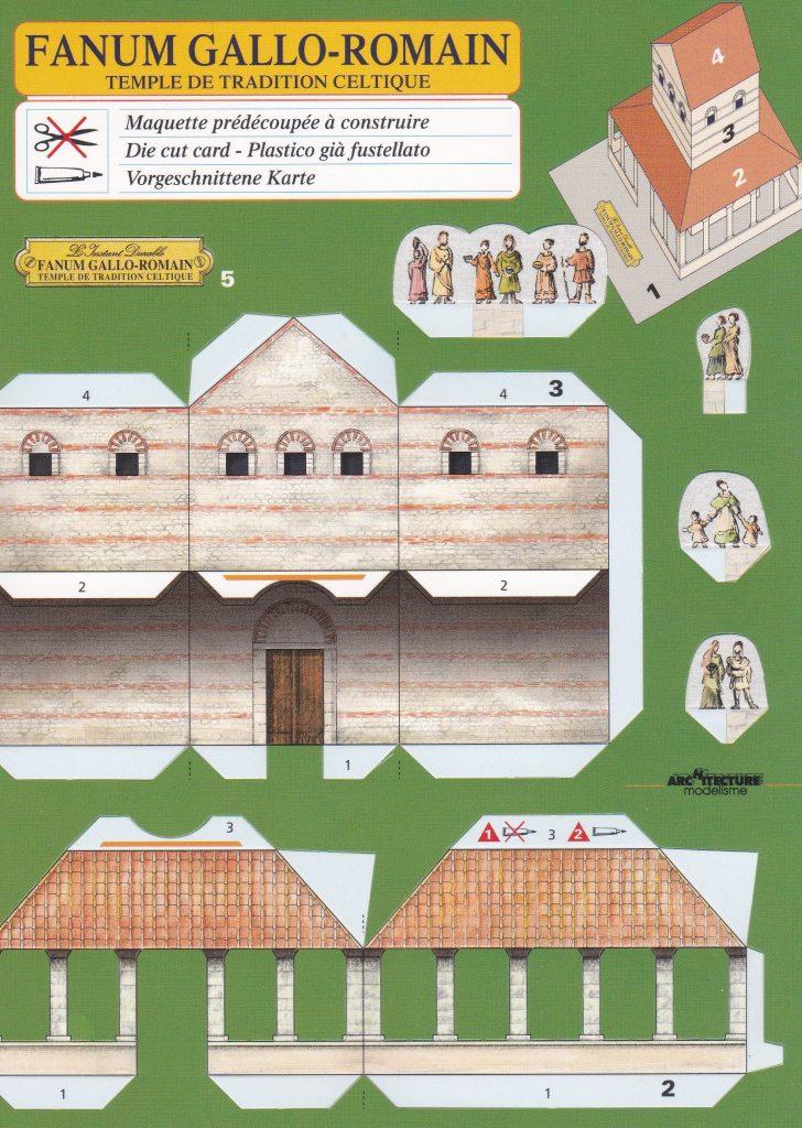Carte Pr 233 D 233 Coup 233 E Fanum Gallo Romain Odeum