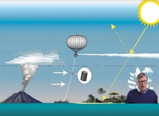 Bill Gates Güneşi Söndürmek İstiyor - scopex projesi