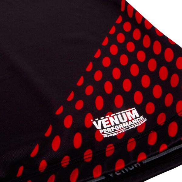 Venum Rapid Rashguards Black/Red