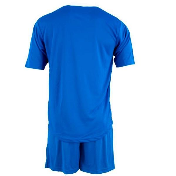 купить футбольную форму синего цвета