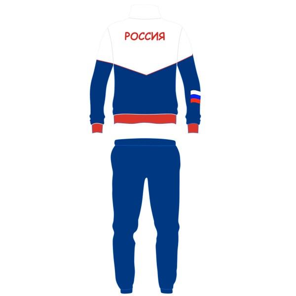 купить спортивный костюм с символикой Россия
