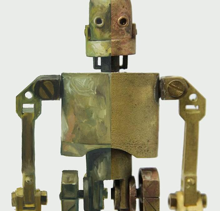 Lean Frizzera & Nacho Violini: Robot dreams