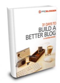 Problogger Book