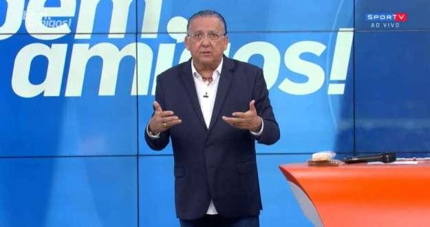 Galvão desabafou sobre notícias falsas