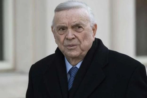José Maria Marin foi preso pelo escândalo de corrupção na Fifa