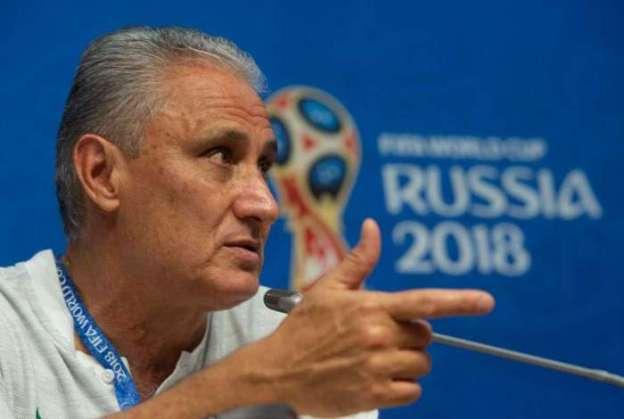 Tite, técnico da seleção Brasileira de Futebol