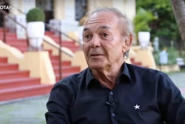 Roberto Miranda é ídolo do Botafogo