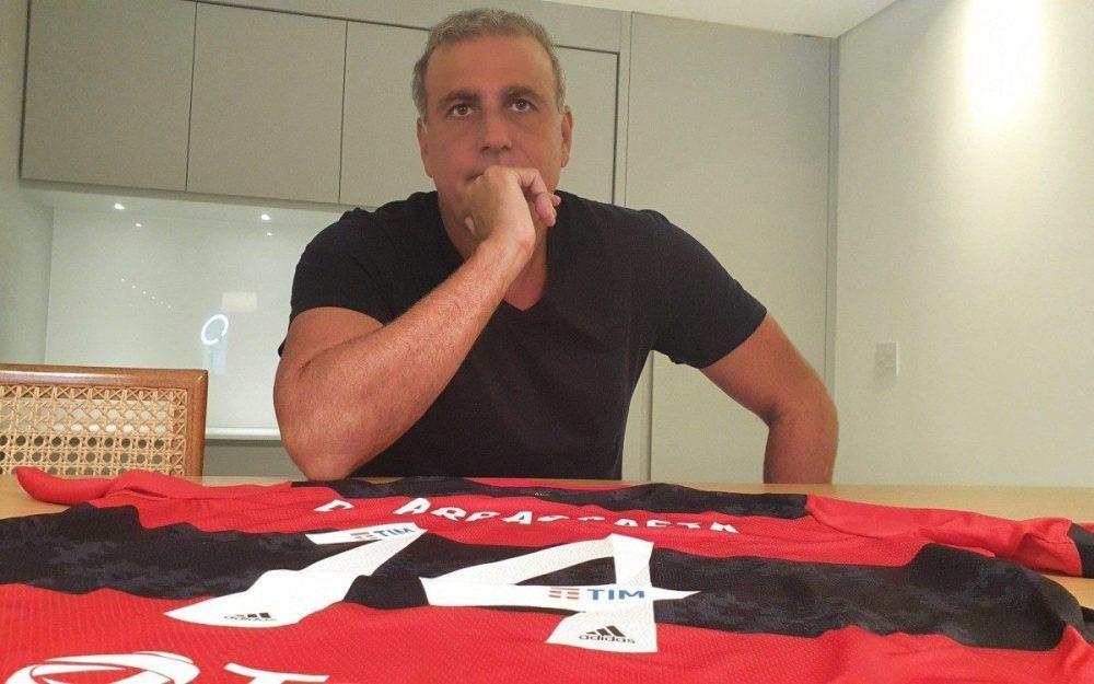André Cury revela bastidores quentes da negociação entre Flamengo e Cruzeiro