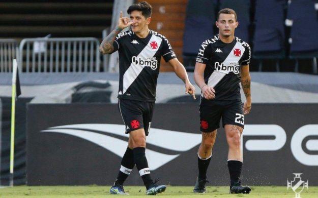 Vasco derrotou o Resende por 3 a 1
