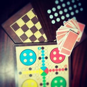 Jogos e mais jogos para grande e pequenos