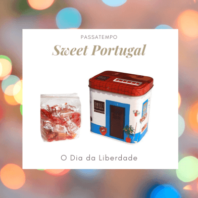 Prendinha Sweet Portugal