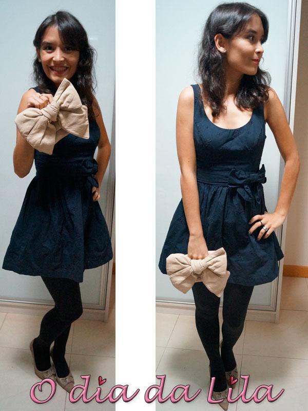 Vestido e meia calça 2