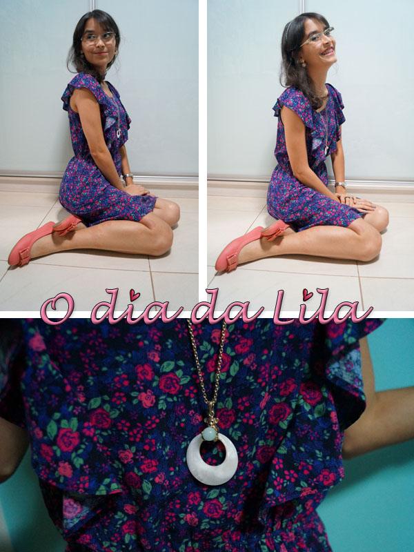 Vestido florido #180diasdevestido 1