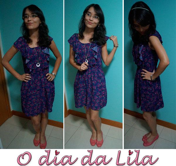 Vestido florido #180diasdevestido 2