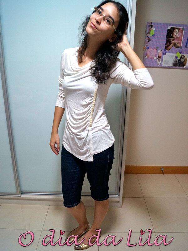#lookdalila bermuda jeans2