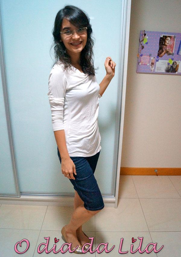 #lookdalila bermuda jeans5