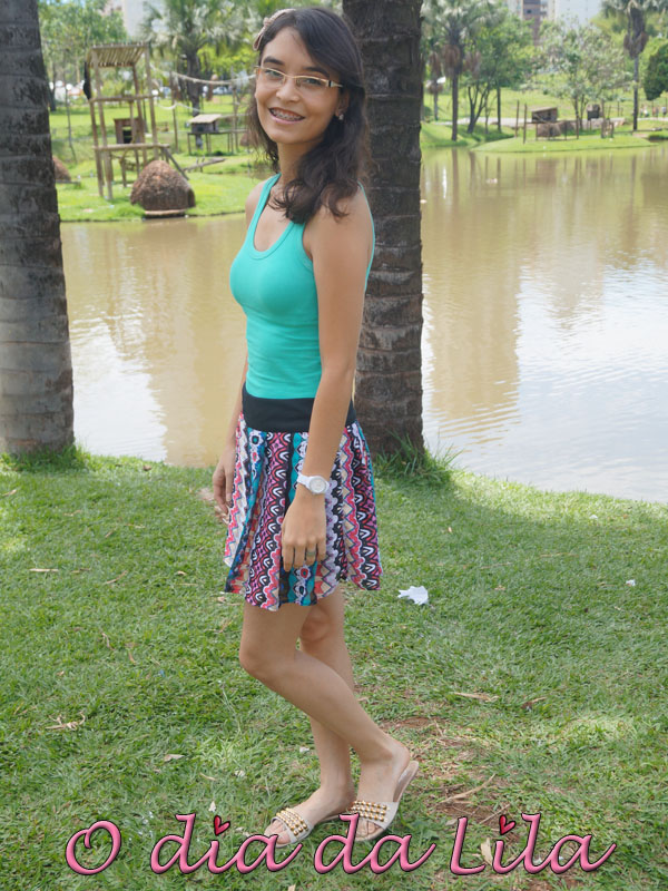 #lookdalila short-saia3