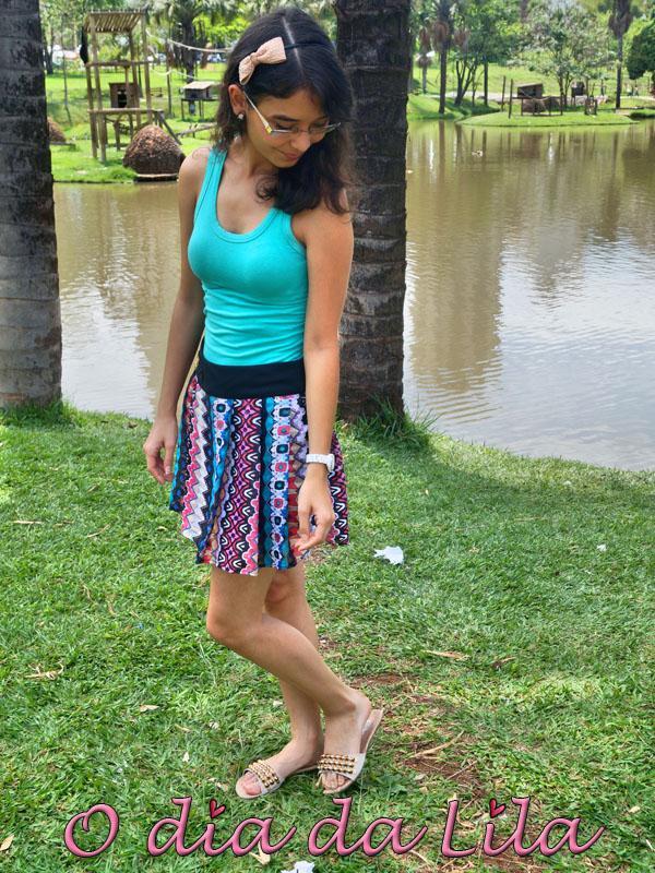 #lookdalila short-saia4