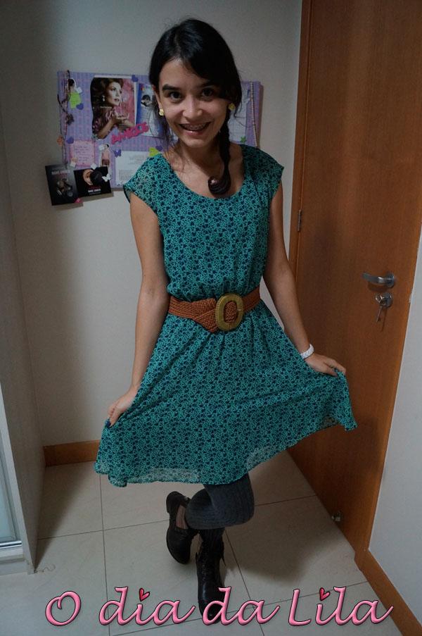 #lookdalila vestido acinturado2
