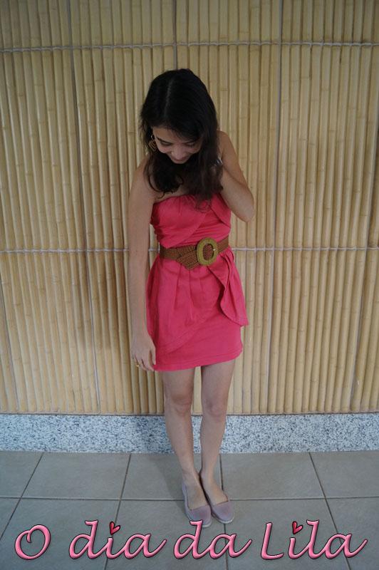 #lookdalila vestido rosa