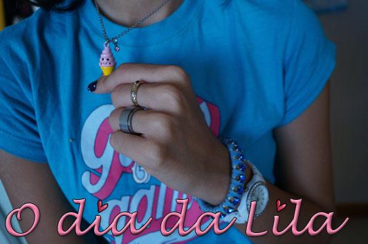 #lookdalila colar de sorvete