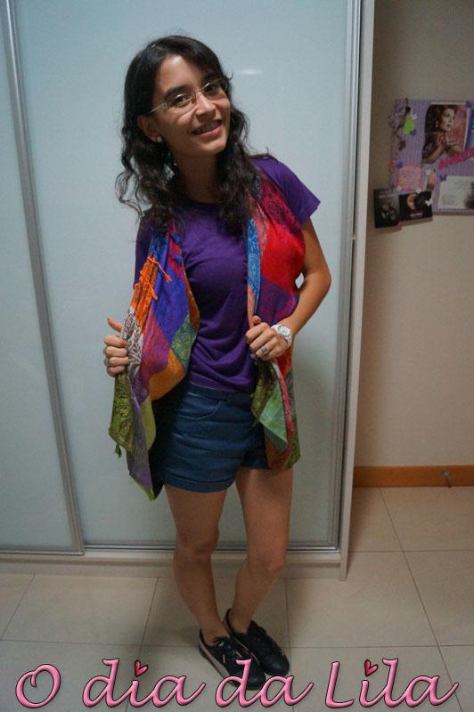 #lookdalila colete de lenço3