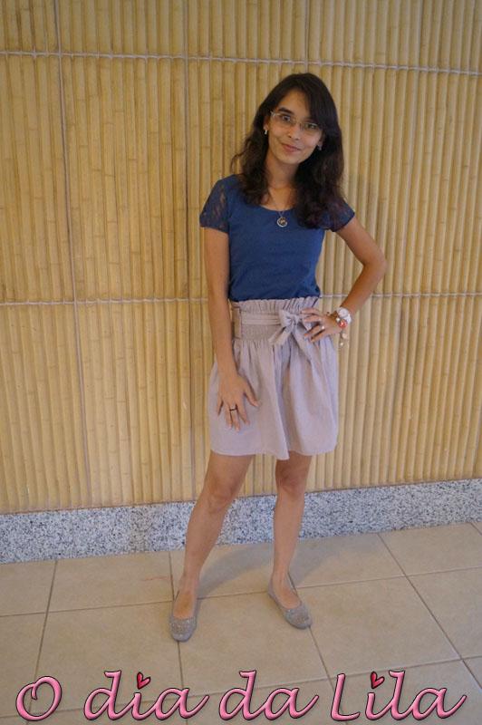 #lookdalila saia de cintura alta5