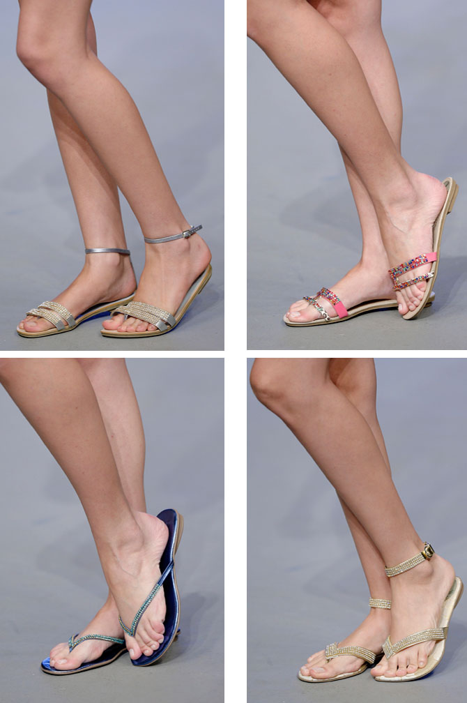 La Shoes fashion