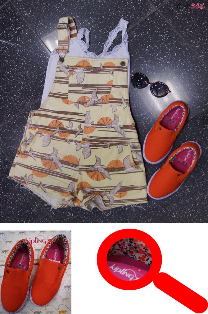 Kipling Sneaker Joy