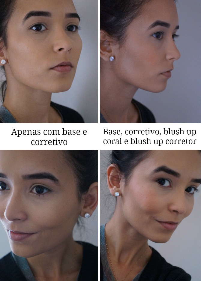 blush up resenha